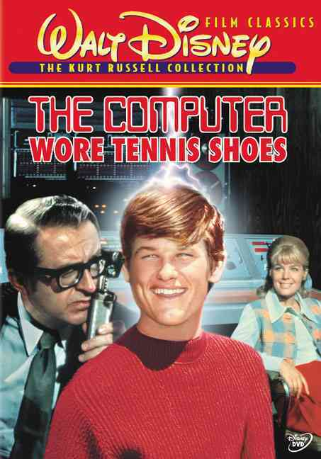COMPUTER WORE TENNIS SHOES BY RUSSELL,KURT (DVD)