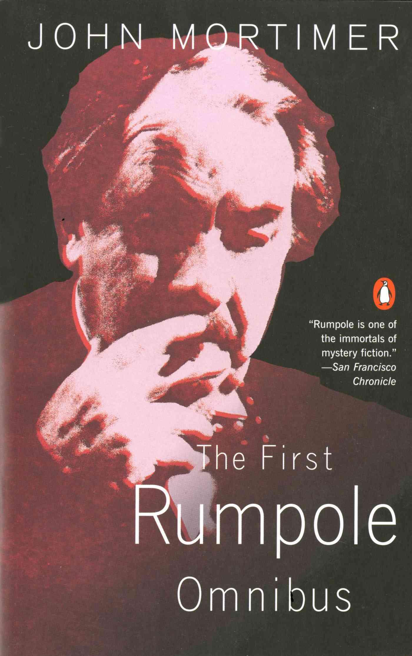 A First Rumpole Omnibus By Mortimer, John Clifford